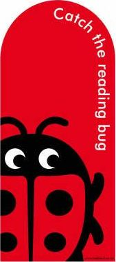 Ladybird Rebrand Promotion Bookmarks (Pack of 100)