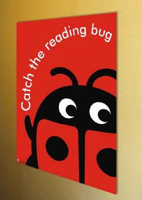 Ladybird Rebrand Promotion A2 Poster