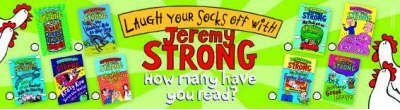 Jeremy Strong Bookmarks (pack of 50)