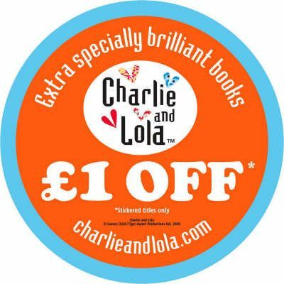 Charlie and Lola Standee Stickers