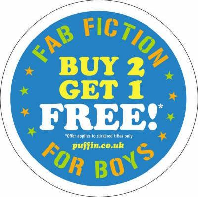 Boys Fiction Standee Stickers