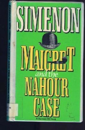 Maigret and the Mahour Case