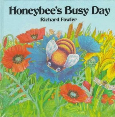 Honeybee's Busy Day