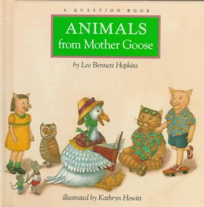 Animals from Mother Goose