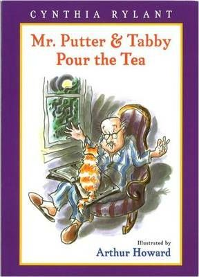 Mr Putter and Tabby Pour the Tea