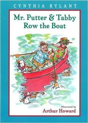 Mr Putter and Tabby Row the Boat