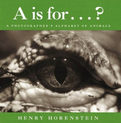 A is for...?  A Photographer's Alphabet of Animals