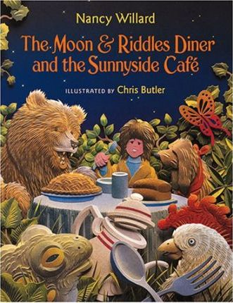 The Moon & Riddles Diner and the Sunnyside Cafe