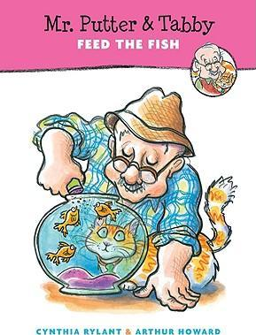 Mr. Putter and Tabby Feed the Fish
