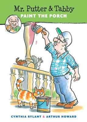 Mr Putter and Tabby Paint the Porch