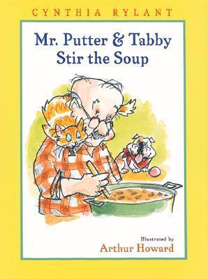 Mr Putter and Tabby Stir the Soup