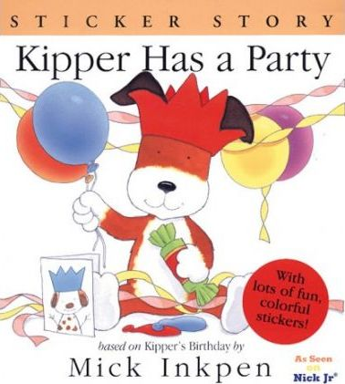 Kipper Has a Party