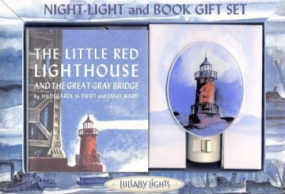 The Little Red Lighthouse and the Great Gray Bridge Gift Set