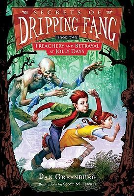 Secrets of Dripping Fang, Book Two