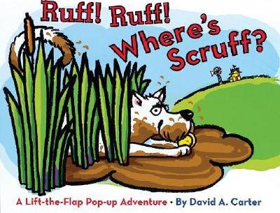 Ruff! Ruff! Where's Scruff?