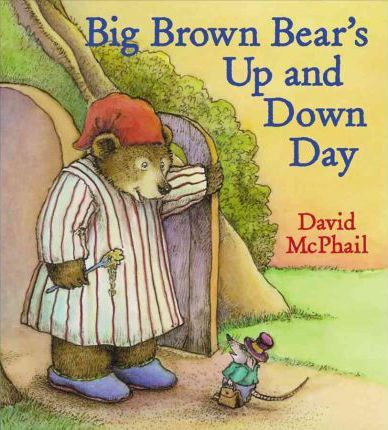 Big Brown Bear's Up and Down Day
