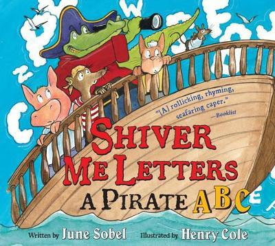Shiver Me Letters Cover Image