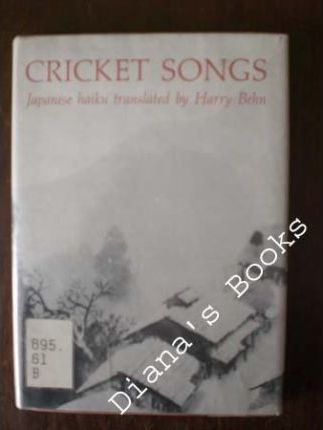 Cricket Songs