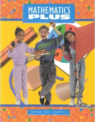 Hbj Mathematics Plus Grade Four/Pupil Edition
