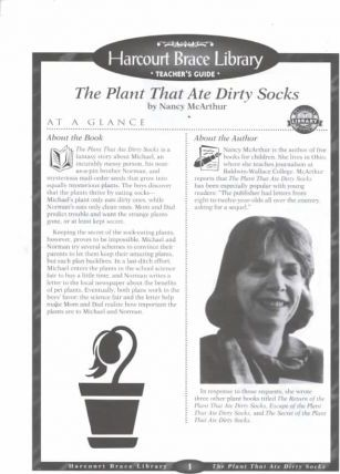 Plant That Ate Dirty Socks