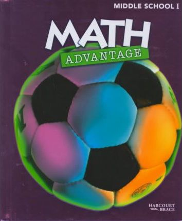 Pe Math Advantage 98 Grade 6