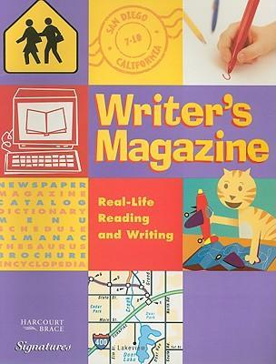 Writer's Magazine Real-Life Reading and Writing
