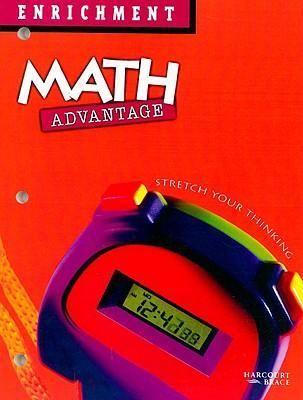 Enrichment Math Advantage: Stretch Your Thinking, Grade 5