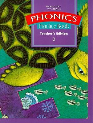 Phonics Practice Book Teacher's Edition 2