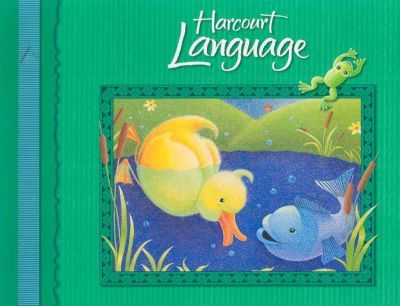 Harcourt School Publishers Language