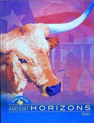 Harcourt School Publishers Horizons Texas