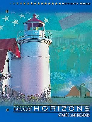 States and Regions Activity Book