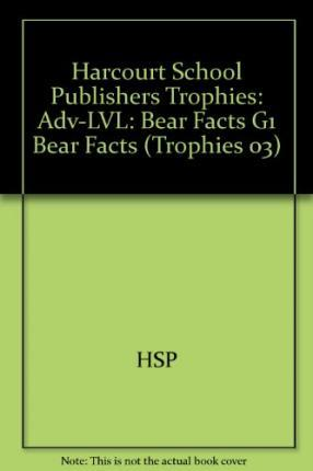 Harcourt School Publishers Trophies