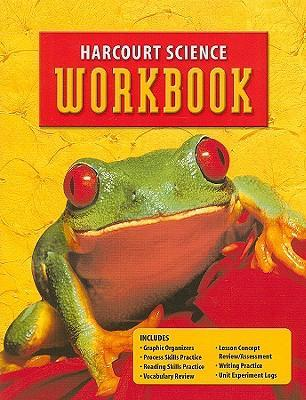 Harcourt Science Workbook, Grade 2