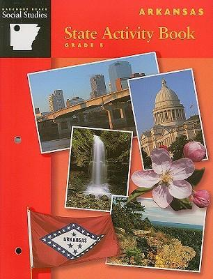 Harcourt Brace Social Studies: Arkansas State Activity Book, Grade 5