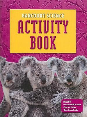 Harcourt Science Activity Book