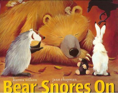 Storytown : Library Book Grade K Bear Snores on