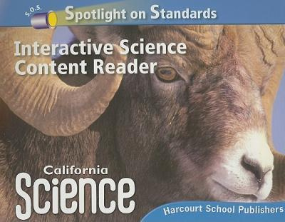 Harcourt School Publishers Science California