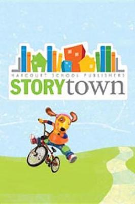 Harcourt School Publishers Storytown California