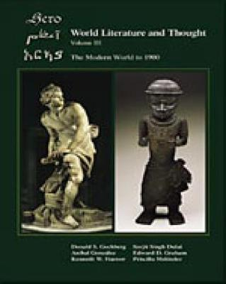 World Literature and Thought