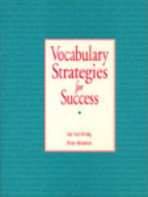 Vocabulary Strategies for Success
