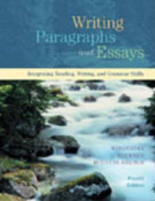 Writing Paragraphs and Essays
