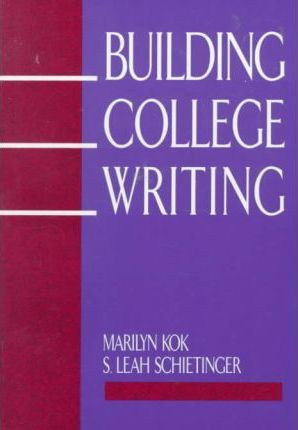Building College Writing