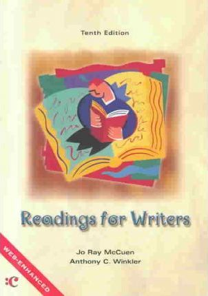 Readings for Writers 10e-Cueca