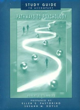 Pathways to Psychology: Study Guide