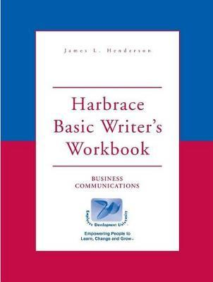Harbrace Basic Writer's Workbook