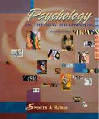 Psychology in the New Millennium