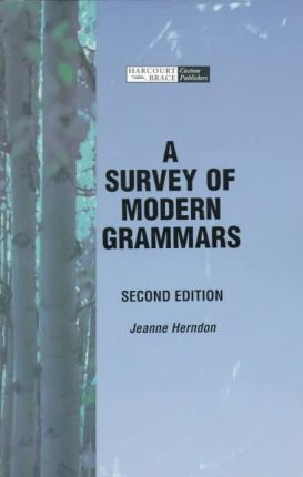 Survey of Modern Grammar