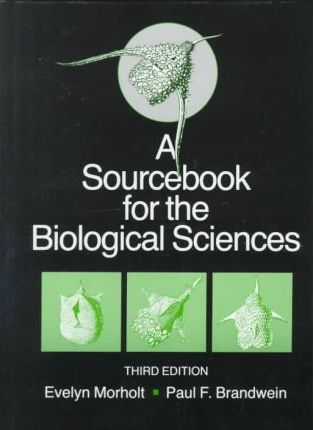 A Sourcebook for the Biological Sciences