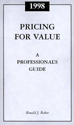 Professional Guide to Value Pricing