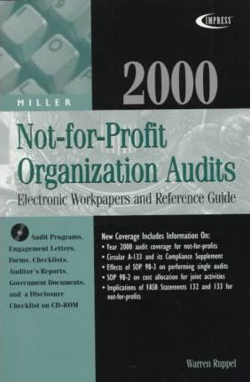 Not for Profit Organization Audits